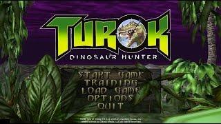 Прохождение Игры Turok Dinosaur Hunter 1 Часть