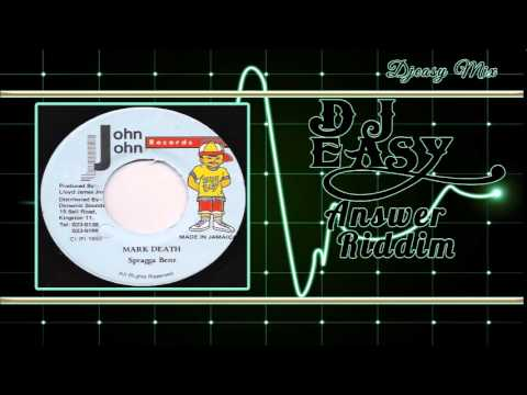 Answer Riddim Mix (1993- 2001)(How Yu fI Say Dat,Kingston 11,John  John,Massive B,Penthouse)
