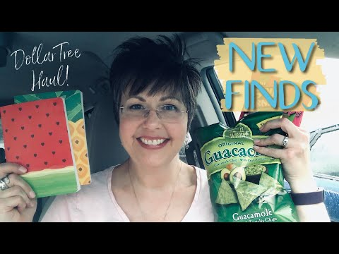 Dollar Tree Haul | New Father's Day Items! | May 31, 2019
