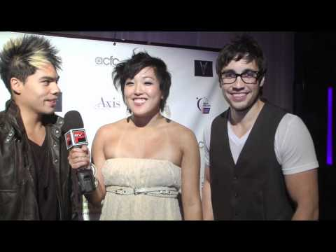 D-Trix and Chester See at Gina Starbuck's Art4Life Event