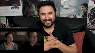 GOOSEBUMPS Official TRAILER #1 REACTION & REVIEW!!!