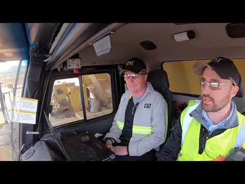 Visiting The Cat Mining Team In Tucson, Arizona  | Beyond The Numbers