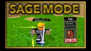 HOW TO GET SAGE SCROLL|[022] UPDATE NEW SCROLL!!|ROBLOX Naruto RPG: Beyond |