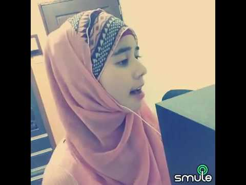 Stacy《Pelangi Senja》Smule Cover by 玛莎 Masya Masyitah