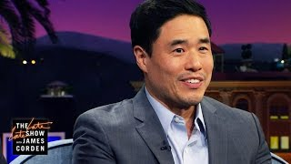 Shaq Almost Knows Randall Park's Name