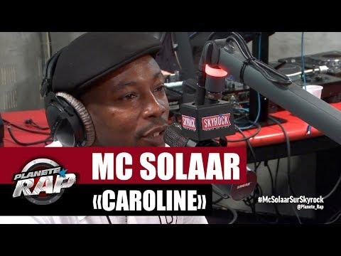 "Mc Solaar ""Caroline"" Feat. Maureen Angot #PlanèteRap"