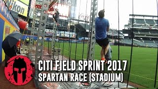 Spartan Race Citi Field 2017 (All Obstacles)