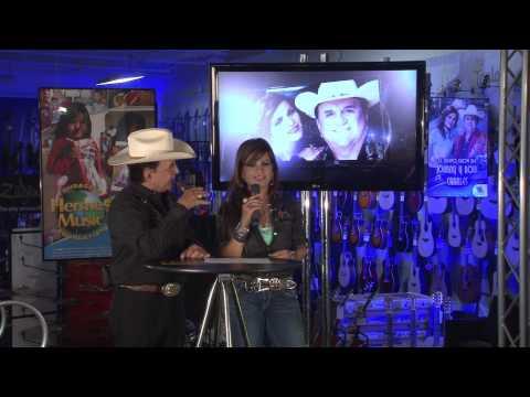 Johnny y Nora Canales presenta al Grupo Control