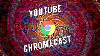 Подключения телевизора к YouTube  - Google  Chromecast