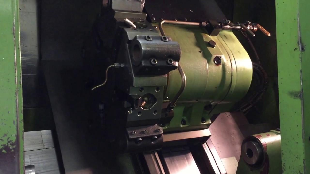 Victor TNS-3 CNC Lathe on