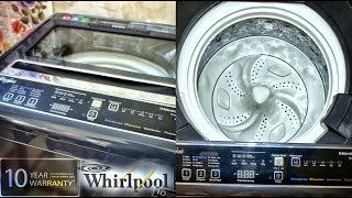 Best Fully Automatic Top Load 6.5 Kg WASHING MACHINE By Whirlpool
