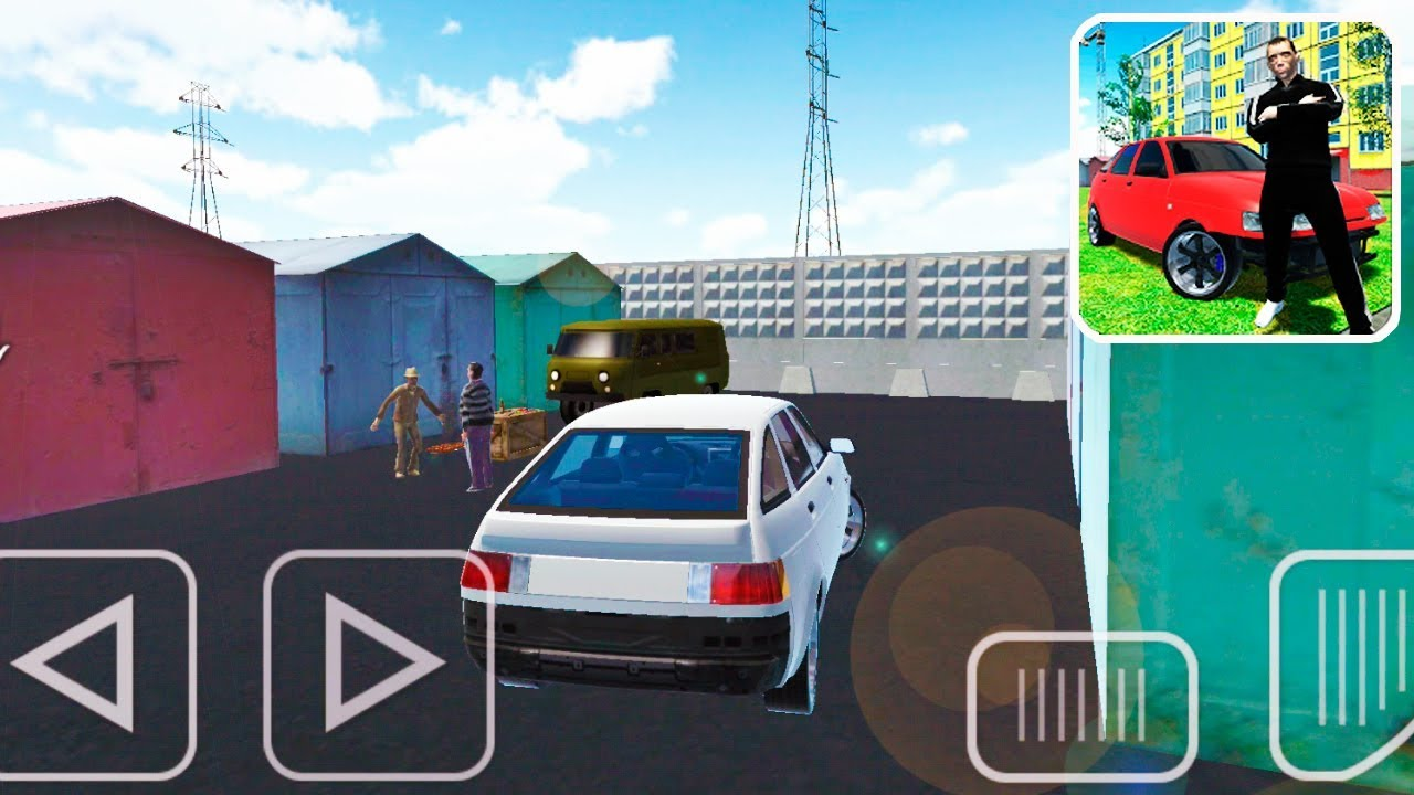 Real Life Driving Games >> Driver Simulator Life Open World Game By Oppana Games Android Gameplay Trailer