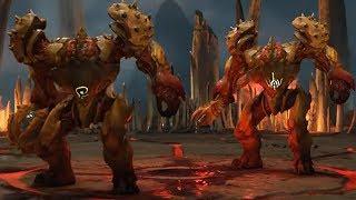 Doom 4 - СРАЗУ ДВА БОССА!