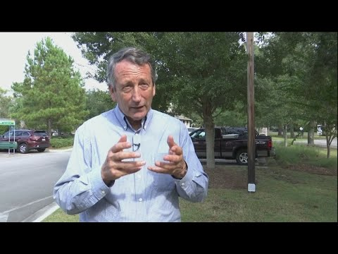 SC Congressman Mark Sanford reacts to Cunningham win, Republican loss