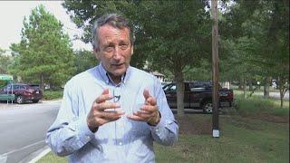SC Congressman Mark Sanford reacts to Cunningham win, Republican loss