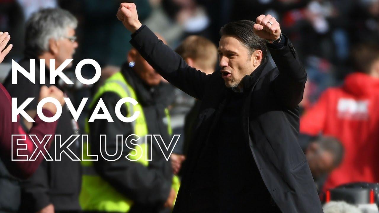 Niko Kovac exklusiv über das DFB-Pokal-Halbfinale
