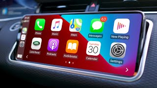 iOS 14 in Apple CarPlay - 10 new USEFUL features & changes!