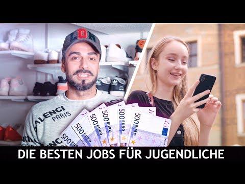 Die Besten Jobs Für Jugendliche & Schüler Oder Studenten I Erdem24/7