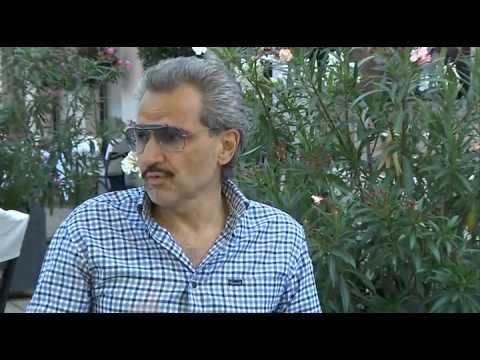Dnevnik - Interview with Princ Al-Waleed bin Talal bin Abdulaziz al Saud