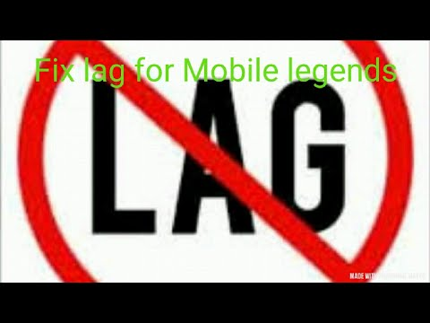 How to remove Mobile Legends lag (PHILIPPINES)