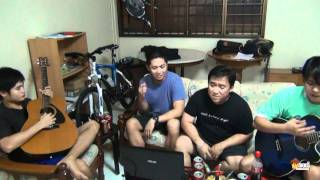 Backstreet Boys - Quit Playing Games With My Heart (cover) [Inuman Session]