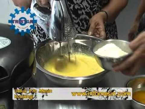Oven Signora - Cara Mudah Untuk Memamggang Kue - Roti - Ayam