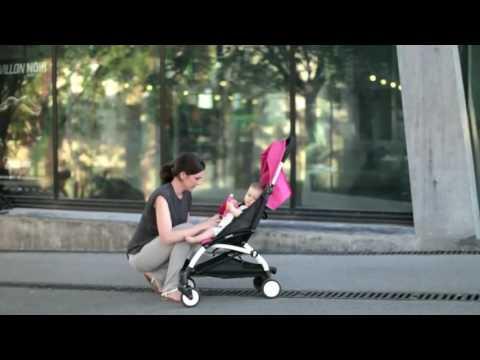 Детская коляска Baby YOYA обзор