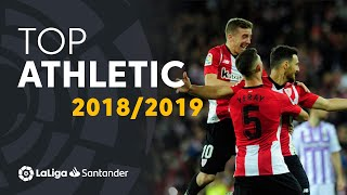 TOP Goles Athletic Club LaLiga Santander 2018/2019