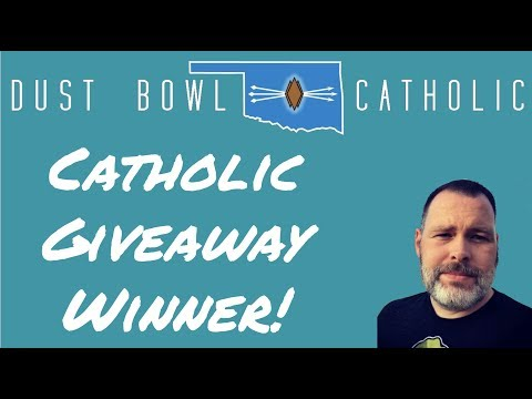 Giveaway Winner! - Mother Teresa Saint of the Month Box - Dust Bowl Catholic