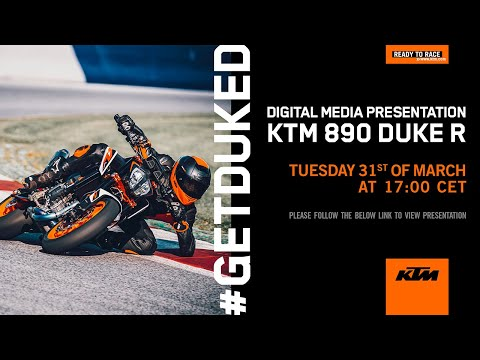 The NEW KTM 890 DUKE R - Official Media Presentation | KTM