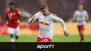 FC Bayern fällt wohl Entscheidung bei Werner | SPORT1 - TRANSFERMARKT