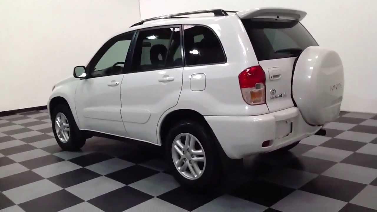 Used Toyota Rav4 For Sale >> eimport4less.com REVIEWS 2003 TOYOTA RAV4 FOR SALE - YouTube