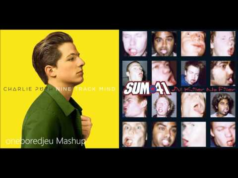 In Marvin Gaye - Charlie Puth vs. Sum 41 (Mashup)