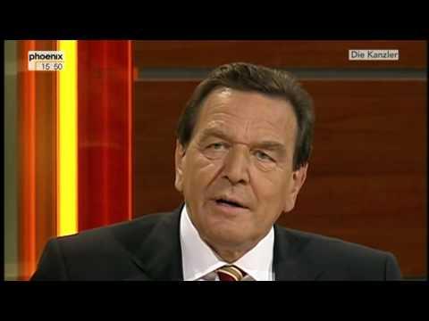 "Gerhard Schröder (2005) Elefantenrunde ""suboptimal"""