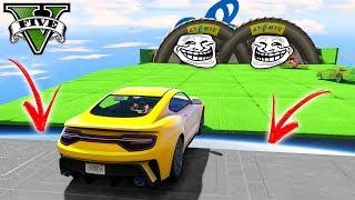 GTA V Online: O MAPA TROLL das PEGADINHAS!! (MUITO TROLL)