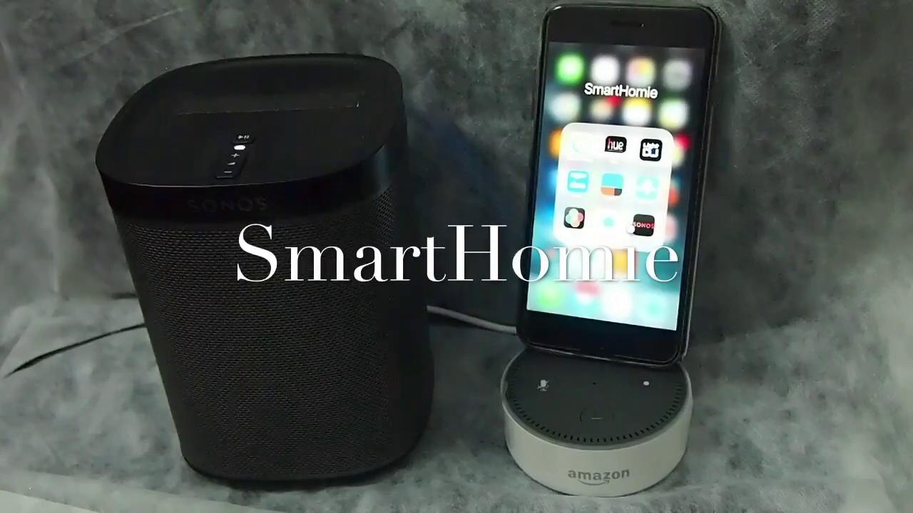 95e67ac7104 Voice Control Demo - Amazon Echo / Alexa + Sonos + Logitech Harmony Hub