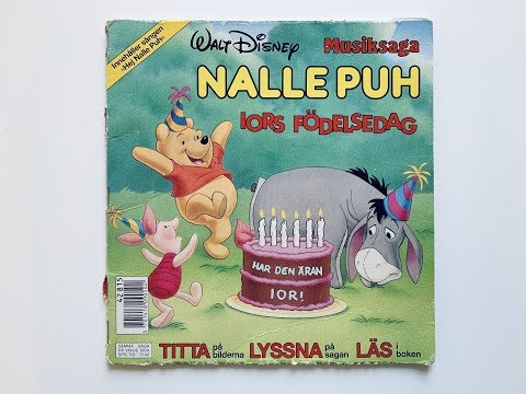 MUSIKSAGA - Nalle Puh Iors födelsedag from YouTube · Duration:  13 minutes 43 seconds