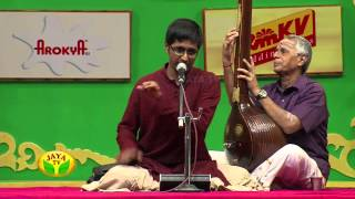 Margazhi Maha Utsavam Abishek Raghuram - Episode 15 On Thursday, 02/01/14
