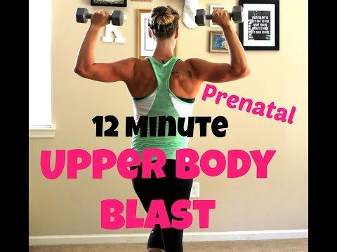 PRENATAL Upper Body Blast