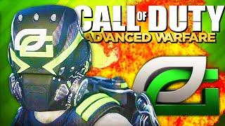 OPTIC GAMING GOLD GEAR SET! - Advanced Warfare X-GAMES CHAMPS Supply Drop Gear (COD AW)