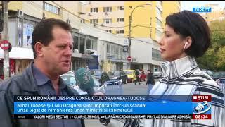 Ce spun românii despre conflictul Dragnea-Tudose