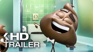 "THE EMOJI MOVIE ""We're Number 2!"" Clip & Trailer (2017)"