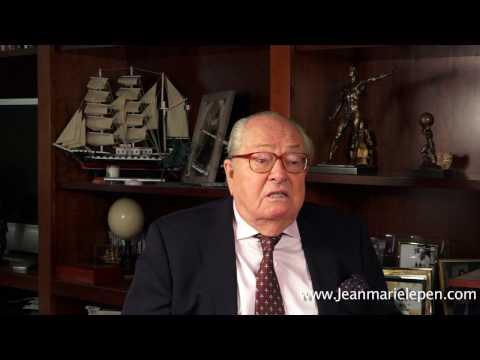 Journal de bord de Jean-Marie Le Pen n°449