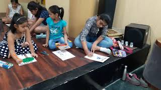 SLOGAN WRITING COMPETITION 2018 AT T.S. CENRAL STATE LIBRARY, SEC -17 CHANDIGARH