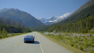 This Is the Perfect Car to Take on the Canadian Rockies