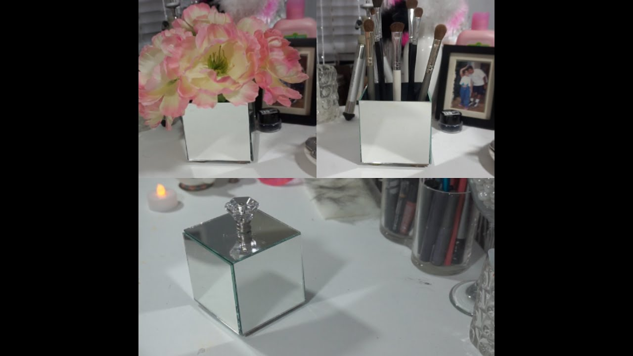 DIY Mirror Box YouTube