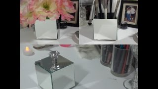 DIY: Mirror Box