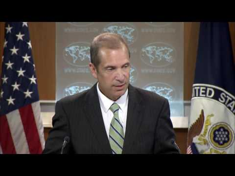 Department of State Press Briefing – April 27, 2017