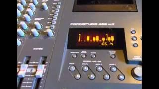 Tascam 488 MKII instrumental demo