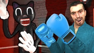 CARTOON CAT MUST BE DEFEATED!  Garry's Mod Gameplay